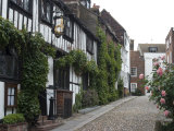 Mermaid Inn  Mermaid Street  Rye  Sussex  England  United Kingdom  Europe