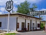 Along Historic Route 66  New Mexico  United States of America  North America
