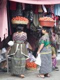 Market  Antigua  Guatemala  Central America