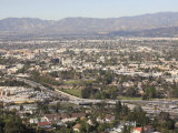 San Fernando Valley  California  United States of America  North America