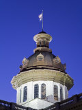 State Capitol Dome  Columbia  South Carolina  United States of America  North America