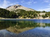 Lassen Volcanic National Park  California  United States of America  North America