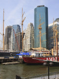 Historic Sailing Ships at South Street Seaport  Manhattan