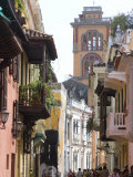 The Walled City  Cartagena  Colombia