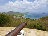 Cannons on Carriacou  Grenada  Windward Islands  West Indies  Caribbean  Central America