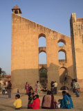 Jantar Mantar  Astronomical Observatory  Jaipur  Rajasthan  India  Asia