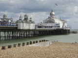 The Pier at Eastbourne  East Sussex  England  United Kingdom  Europe