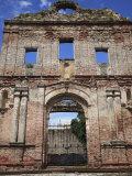 Santo Domingo Church Ruins  San Felipe District  Casco Antiguo  Panama City  Panama
