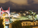 The Guggenheim  Designed by Canadian-American Architect Frank Gehry  Built by Ferrovial