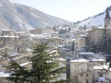 Scanno  Abruzzi  Italy  Europe