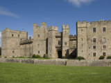 Raby Castle  Staindrop  County Durham  England  United Kingdom  Europe