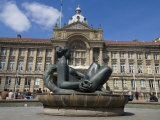 Floozie in the Jacuzzi  Nickname for the 1993 Figure in Victoria Square in Front of the Town Hall