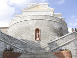 St Andrew Church  Orani  Barbagia  Sardinia  Italy  Europe