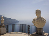 La Terrazza Dell&#39;Infinito  Villa Cimbrone  Ravello  Costiera Amalfitana