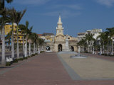 The City Walls  Cartagena  Colombia
