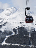 Whistler Blackcomb Peak 2 Peak Gondola  Whistler Mountain  2010 Winter Olympic Games Venue