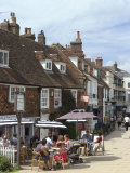 High Street  Battle  Sussex  England  United Kingdom  Europe