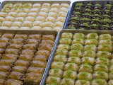 Baklava for Sale  Istanbul  Turkey  Europe