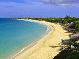 Long Beach  St Martin  Netherlands Antilles  Caribbean
