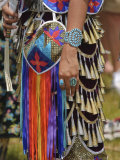 Native American Powwow  Taos  New Mexico  United States of America  North America