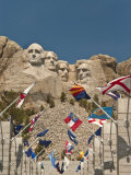 Mount Rushmore National Monument  South Dakota  United States of America  North America