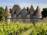 Chateau De Monbazillac  Monbazillac  Dordogne  France  Europe