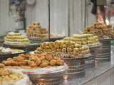 Sweetmeats  Jerusalem  Israel  Middle East