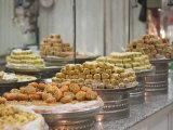 Sweetmeats  Jerusalem  Israel  Middle East