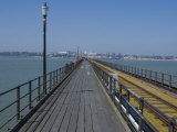 Southend Pier  Southend-On-Sea  Essex  England  United Kingdom  Europe