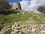 Nuraghe Goni  Sardinia  Italy  Europe