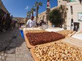 Arab Market  Akko  Israel  Middle East