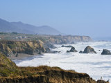 The Northern California Coastline  California  United States of America  North America