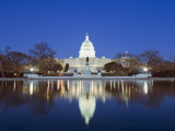 The Capitol Building  Capitol Hill  Washington DC  United States of America  North America