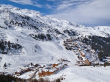 Meribel-Mottaret  1750M  Ski Area  Meribel  Three Valleys  Savoie  French Alps