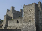 Rochester Castle  Rochester  Kent  England  United Kingdom  Europe