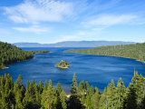 Lake Tahoe Vista  California  United States of America  North America