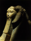 Hatshepsut as a Sphinx  One of Pair  Colossal Statue from her Funeary Temple at Deir el-Bahri