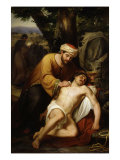 The Good Samaritan  1857