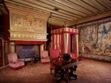 Bedroom of Cr de Vendme  Son of Henry IV  King of France  and his Mistress Gabrielle d'Estr