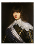 Christian V  1646-99 King of Denmark and Norway  as a Boy