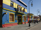 La Boca District  Buenos Aires  Argentina  South America