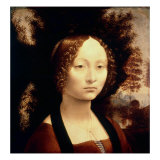 Ginevra de Benci  1480