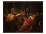 Death of Julius Caesar  100-44 BC Roman General and Statesman