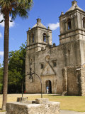 Mission Concepcion  San Antonio  Texas  United States of America  North America