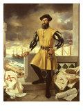 Ferdinand Magellan  Portuguese Navigator who Circumnavigated the Globe