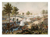 Battle of Antietam  also known as the Battle of Sharpsburg  17 September 1862