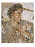 Alexander  King of Macedon  from Battle of Issus between Alexander the Great and Darius III