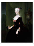 Queen Louisa Ulrika 1720-82 of Sweden  Prussian wife of King Adolf Frederick  1743
