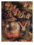 Allegory of Luxury  Central Panel of The Garden of Earthly Delights  c 1503-04