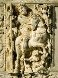 Justinian  c482-565 Roman Byzantine Emperor  Triumphant